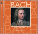 Bach, JS : Sacred Cantatas BWV Nos 7 - 9/Gustav Leonhardt