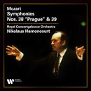 Mozart : Symphonies Nos 38 & 39 (RCO) - Elatus/Nikolaus Harnoncourt