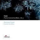 Field : Piano Concertos Nos 2 & 3  -  Elatus/Andreas Staier, David Stern & Concerto Köln