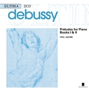 Debussy: Preludes for Piano, Books I & II/Paul Jacobs
