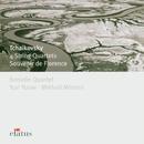 Tchaikovsky : 4 String Quartets & Souvenir de Florence  -  Elatus/Borodin Quartet