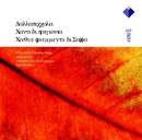 Dallapiccola : Vocal Works  -  Apex/Julie Moffat, Nicola Jansen, Lorraine Gwynne, Hans Zender & Ensemble InterContemporain