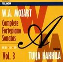W.A. Mozart : Complete Fortepiano Sonatas Vol. 3/Tuija Hakkila