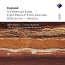 Copland : Old American Songs & 12 Poems of Emily Dickinson  -  Apex/Dawn Upshaw, Thomas Hampson, Hugh Wolff & Saint Paul Chamber Orchestra