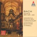 Bach, JS : Motets BWV Nos 225 - 230/Nikolaus Harnoncourt & Concentus musicus Wien