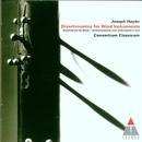 Haydn : Divertimentos for Wind Instruments/Consortium Classicum