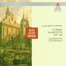 Boccherini: String Quartet Op. 32 No. 1/Quartetto Esterházy