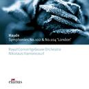 Elatus - Haydn : Symphonies Nos 102 & 104/Nikolaus Harnoncourt