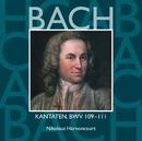 Bach, JS : Sacred Cantatas BWV Nos 109 - 111/Nikolaus Harnoncourt