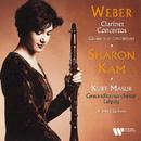 Weber : Clarinet Concertos Nos 1, 2 & Grand Duo Concertant  -  Elatus/Sharon Kam, Kurt Masur & Gewandhausorchester Leipzig