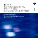 Bach, JS : Brandenburg Concertos Nos 4 - 6 & Orchestral Suite No.2  -  Apex/Ton Koopman & Amsterdam Baroque Orchestra