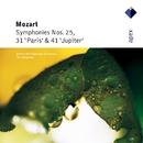Mozart : Symphonies Nos 25, 31, 'Paris' & 41, 'Jupiter'  -  Apex/Ton Koopman & Amsterdam Baroque Orchestra