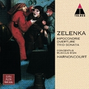 Zelenka : Hipocondrie, Sonata No.2 & Overture/Nikolaus Harnoncourt & Concentus musicus Wien