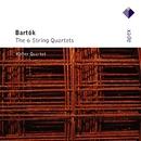 Bartók : String Quartets Nos 1 - 6 [Complete]  -  Apex/Keller Quartet