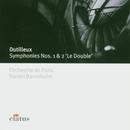 Dutilleux : Symphonies Nos 1 & 2  -  Elatus/Daniel Barenboim & Orchestre de Paris