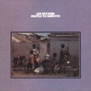 Hustle To Survive/Les McCann