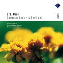 Bach, JS : Cantatas BWV Nos 4 & 131  -  Apex/John Eliot Gardiner & English Baroque Soloists