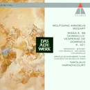"Mozart: Missa Solemnis ""Dominicus""/Nikolaus Harnoncourt"