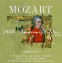 Mozart : Operas Vol.2 [La finta giardiniera, Lucio Silla, Il re pastore, Thamos, Der Schauspieldirektor]/Nikolaus Harnoncourt