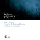 Beethoven : Violin Concerto & 2 Romances  -  Elatus/Nikolaus Harnoncourt