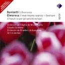 Donizetti, Cimarosa & Mercadante : Overtures & Sinfonias  -  Apex/Claudio Scimone