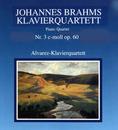 Johannes Brahms: Klavierquartett, C-Moll, op. 60/Álvarez Quartett