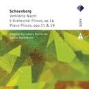 Schonberg : Verklärte Nacht, 5 Orchestral Pieces & Piano Works/Daniel Barenboim