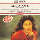 Alicia Nafé singt Lieder von Manuel de Falla, Alberto Ginastera, Carlos Guastavino, Pompeyo Camps/Alicia Nafé & Carmen Piazzini