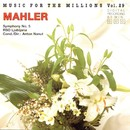 Music For The Millions Vol. 29 - Gustav Mahler/Ljubljana Radio Symphony Orchestra