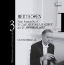 """Beethoven: Piano Sonatas Nos 2, 26,""""Les Adieux"""" & 29,""""Hammerklavier""""/Giovanni Bellucci"""