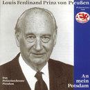 Louis Ferdinand Prinz v. Preußen - An mein Potsdam/Das Polizeiorchester Potsdam