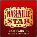 Once In A Blue Moon [Nashville Star Season 5 - Episode 2]/Zac Hacker