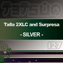 Silver/Talla 2XLC and Surpresa