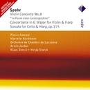 Spohr : Violin Concerto No.8, Concertante & Sonata  -  Apex/Pierre Amoyal, Klaus Storck, Marielle Nordmann, Helga Storck, Armin Jordan & Lausanne Chamber Orchestra