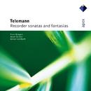 Telemann : Recorder Sonatas & Fantasias  -  Apex/Frans Brüggen, Anner Bylsma & Gustav Leonhardt
