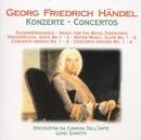 Händel: Konzerte/Orchestra da Camera Dell'Arte, Luigi Zanetti