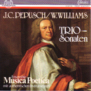 Pepusch & Williams: Triosonaten/Musica Poetica