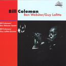 With Ben Webster / Guy Lafitte/Bill Coleman