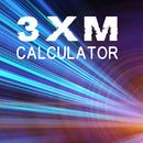 Calculator/3XM