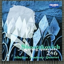 Shostakovich : String Quartets No.2 & No.6/The Sibelius Academy Quartet