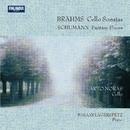 Brahms : Cello Sonatas - Schumann : Fantasy Pieces/Arto Noras and Juhani Lagerspetz