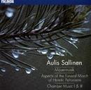 Sallinen : Mauermusik, String Quartet No.3 - Version for String Orchestra, Chamber Music I & III/Finlandia Sinfonietta and Finnish Radio Symphony Orchestra