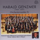 Genzmer: Orchesterwerke IV/Deutsche Radiophilharmonie Saarbrücken Kaiserslautern, Werner Andreas Albert