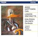 Hindemith, A. Merikanto, Lindberg, Zimmermann/Anssi Karttunen and London Sinfonietta