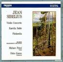 Jean Sibelius : Violin Concerto, Karelia Suite, Finlandia/Helsinki Philharmonic Orchestra