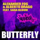 Butterfly (feat. Saga Bloom)/Alexander Fog & Alberto Drago