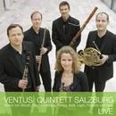 Von Haydn bis Piazzolla - Live/Ventus Quintett Salzburg