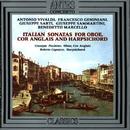 Italian Sonatas For Oboe, Cor Anglais And Harpsichord/Giuseppe Piccinino, Roberto Cognazzo
