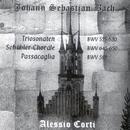 Johann Sebastian Bach: Sechs Sonaten, BWV 525-530 - Sechs Schübler-Choräle, BWV 645-650 - Passacaglia, BWV 582/Alessio Corti