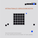 Disorientated Landscapes Or The Artificial Environment Of Twin Peaks/Internationales Geräuschorchester